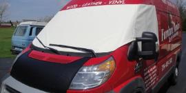 Cab Window Covers